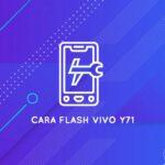 cara flash vivo y71 dengan sd card