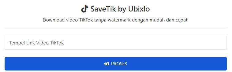 Savetik By Ubixlo