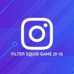 Filter Squid Game di IG